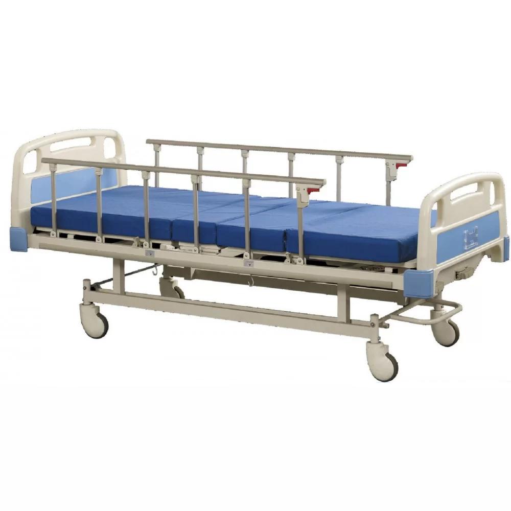 Кровать больничная с ручным приводом M201 2-функциональная