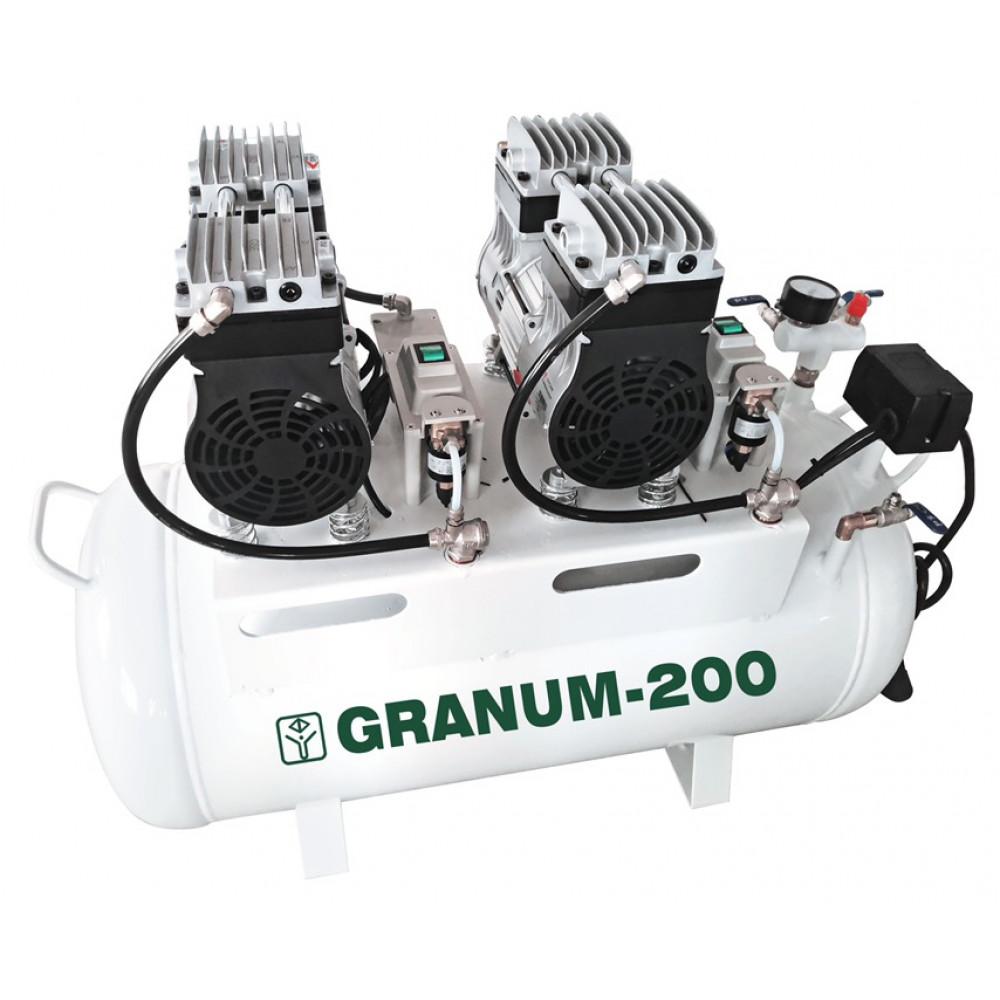 Компрессор безмасляный Granum-200