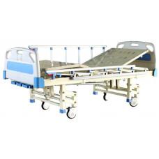 Кровать больничная с ручным приводом M306