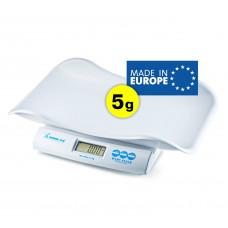 Весы электронные для детей и новорожденных (со съемным ложем) 6475 (граница 20 кг/деление 5 г)