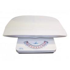 Весы механические для детей и новорожденных (со съемным ложем) 6510 (граница 20 кг/деление 50 г)