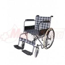 Коляска инвалидная KY 873 (тканевая)