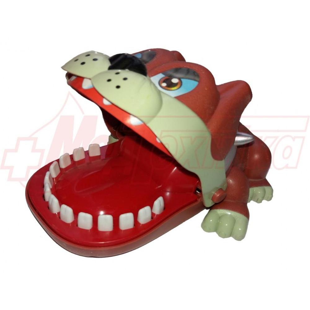 """Игрушка """"Найди больной зуб"""" (Собака, Крокодил)"""