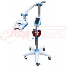 Лампа для отбеливания зубов MD885 (Magenta) на мобильном штативе