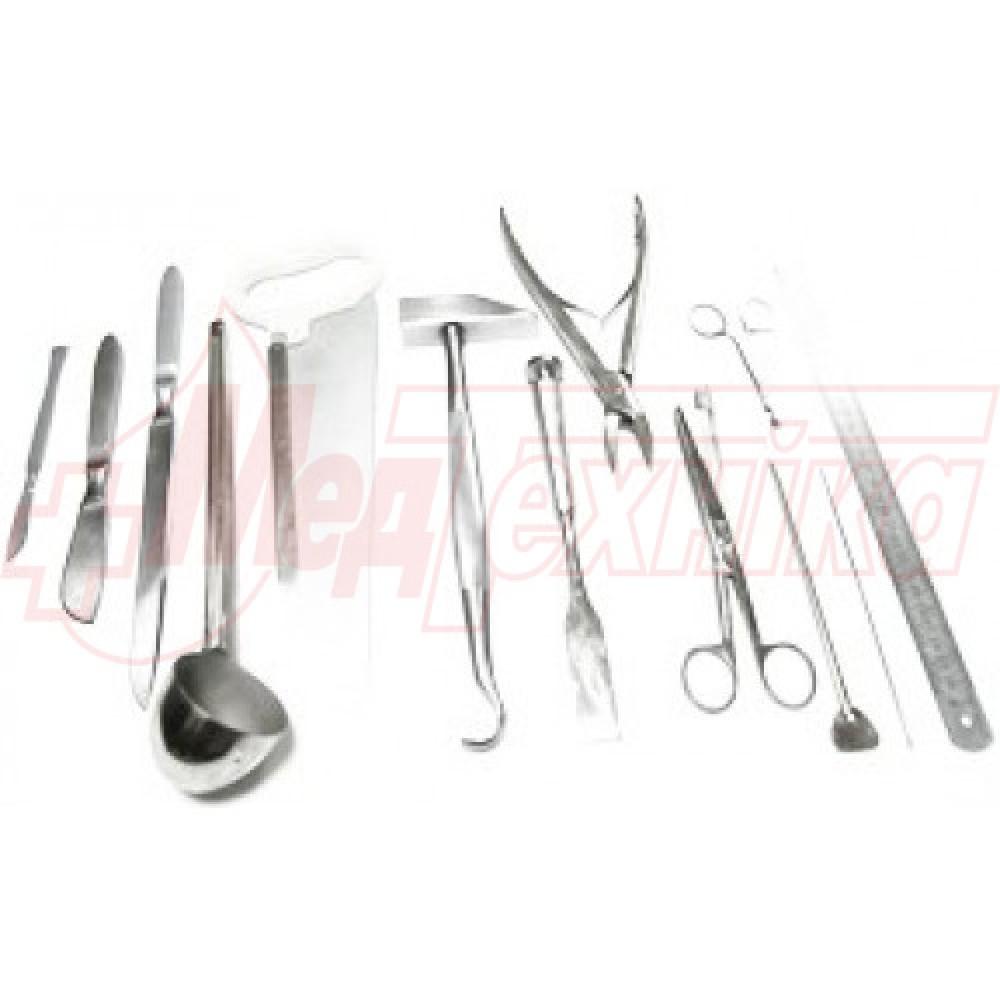 Набор инструментов  секционный  (патологоанатомический)
