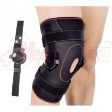 Открывающийся ортез коленного сустава с регулируемой боковой стабилизацией (неопрен) A7-043