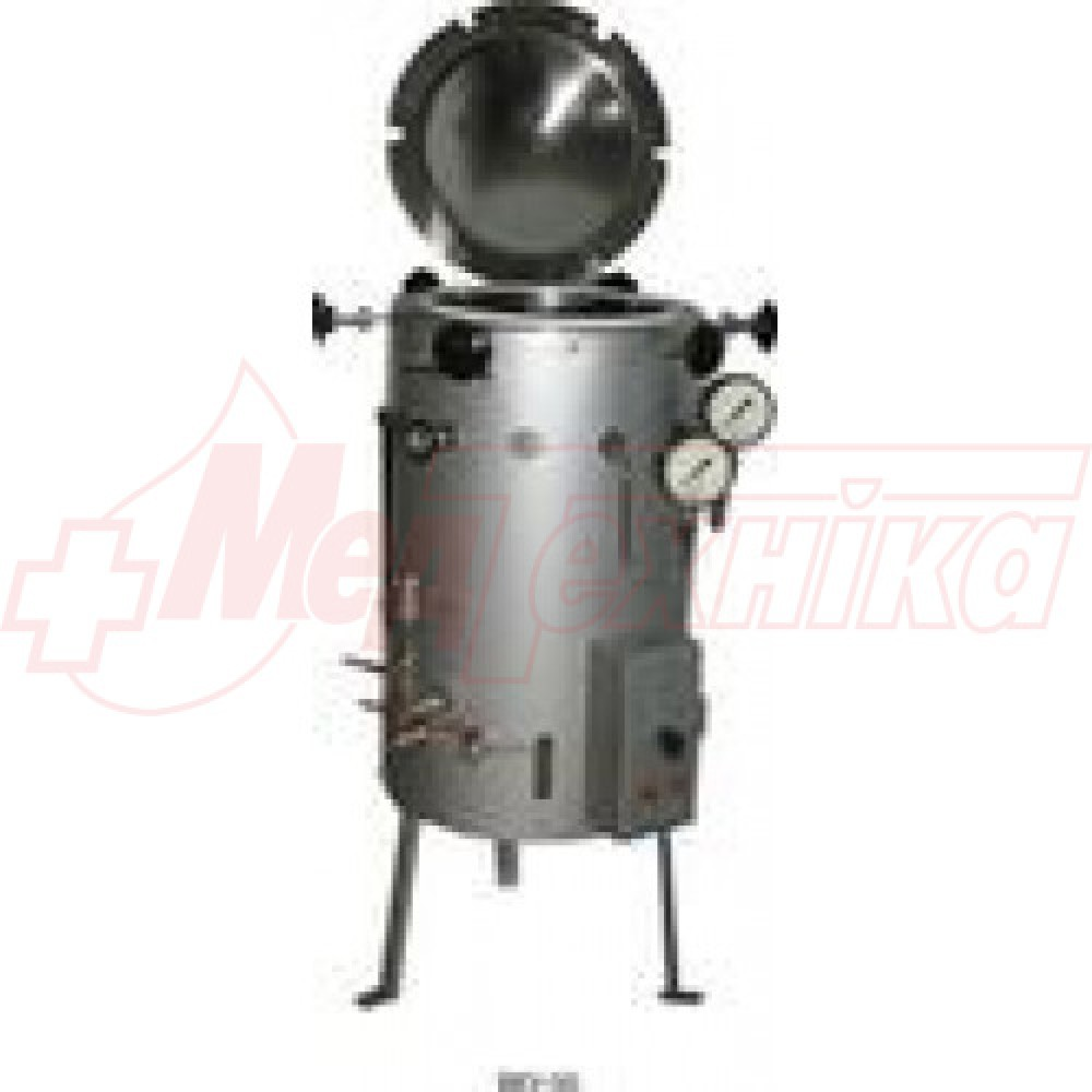 Стерилизатор паровой (автоклав) ВКУ-50 без автоматики