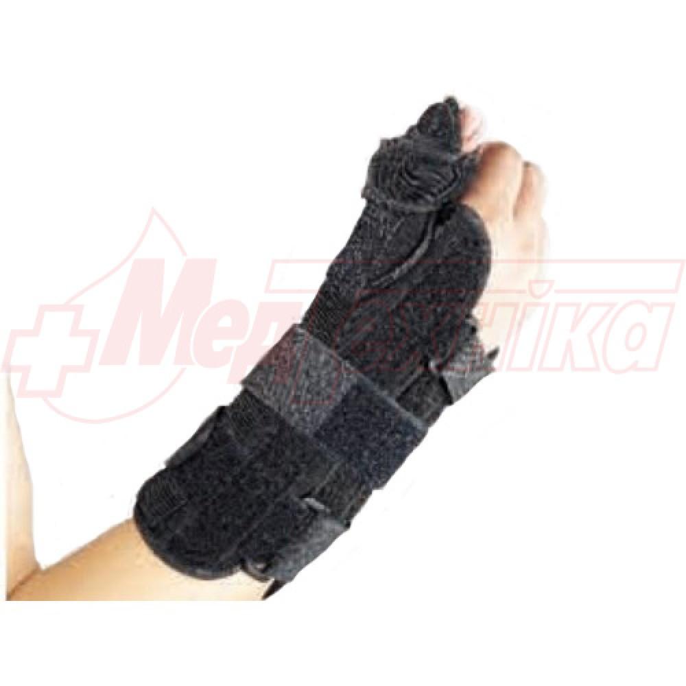 Усиленный ортез для полной фиксации лучезапястного сустава и суставов большого пальца O4-001