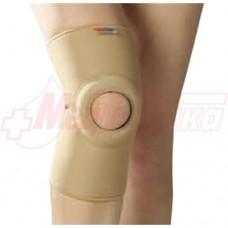 Фиксатор коленного сустава с открытой коленной чашечкой D7-009
