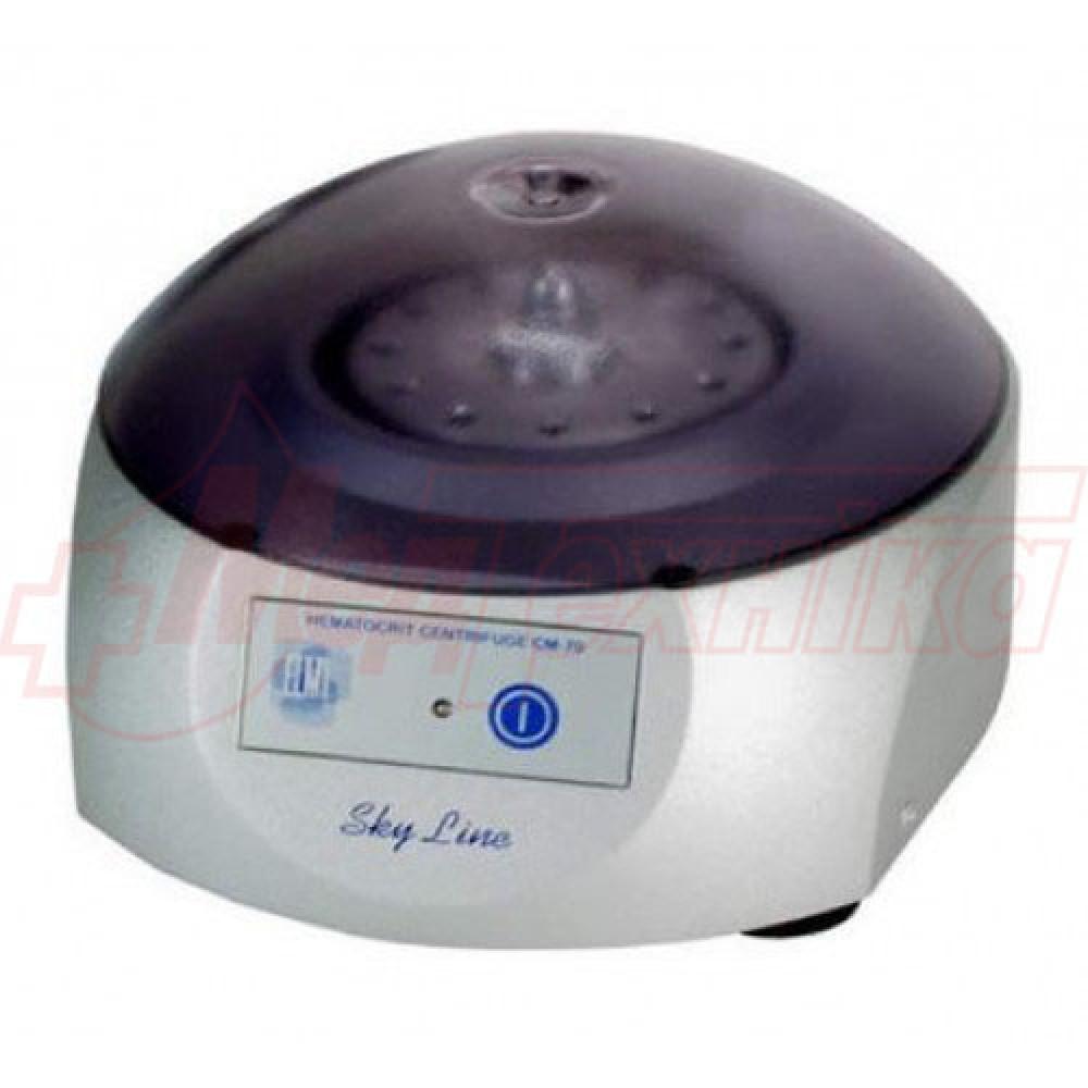 Центрифуга гематокритная СМ-70
