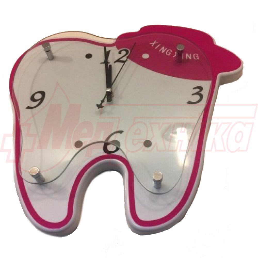 Часы настенные в виде зуба ZB-004