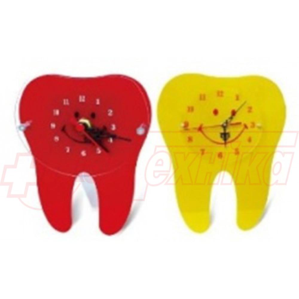 Часы настольные в виде зуба ZYR-4010