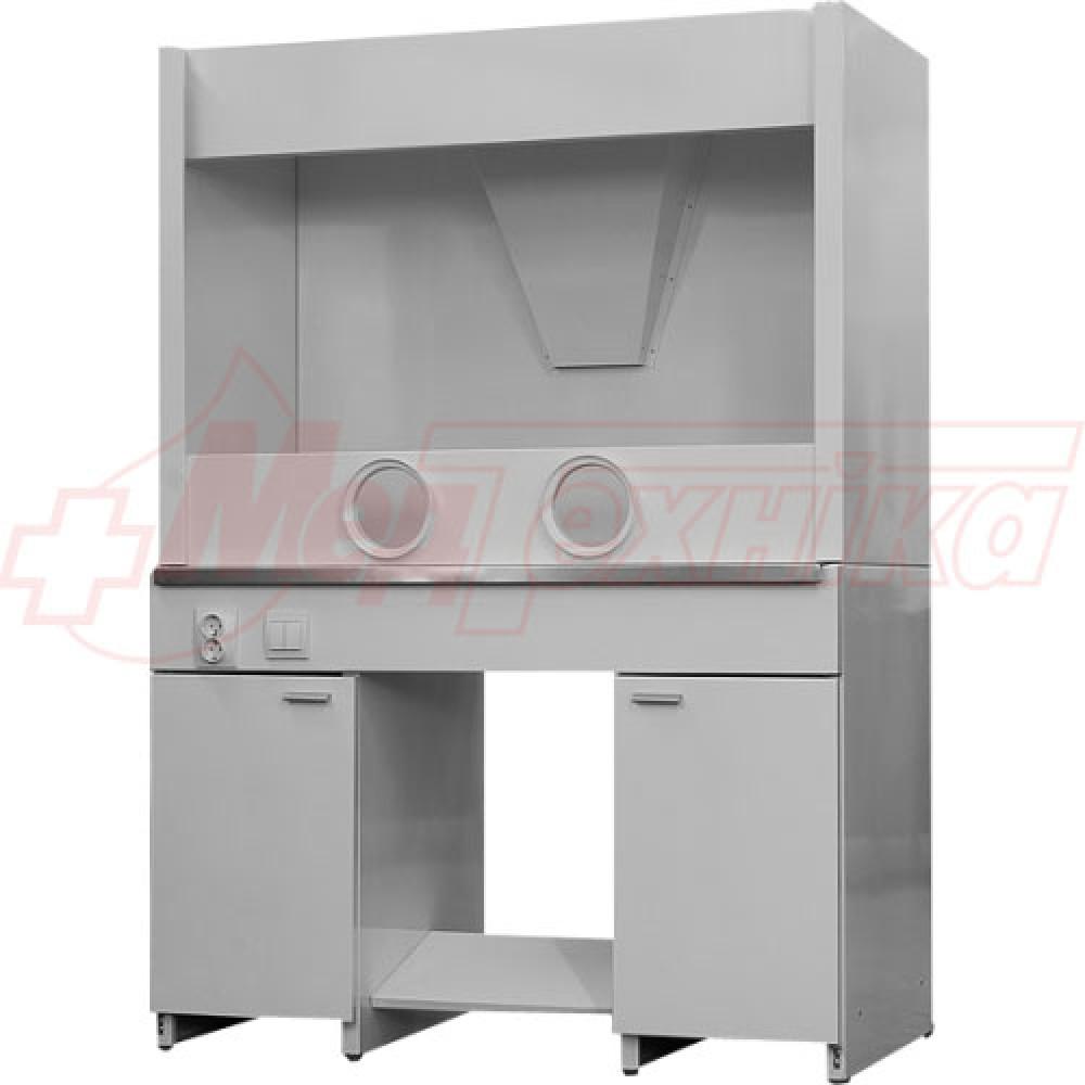 Шкаф вытяжной ШВР с керамической столешницей без мойки