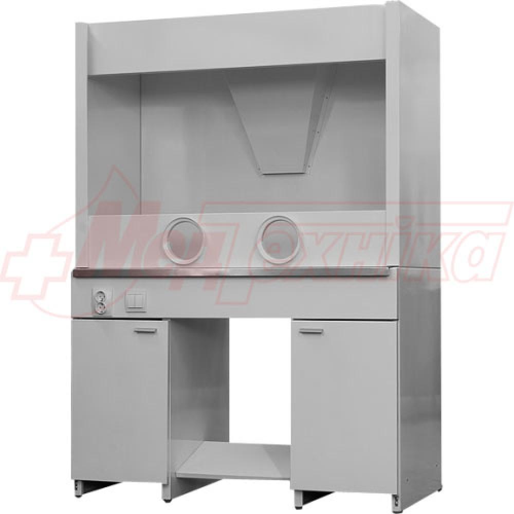Шкаф вытяжной ШВР c нержавеющей столешницей (без учета доставки)