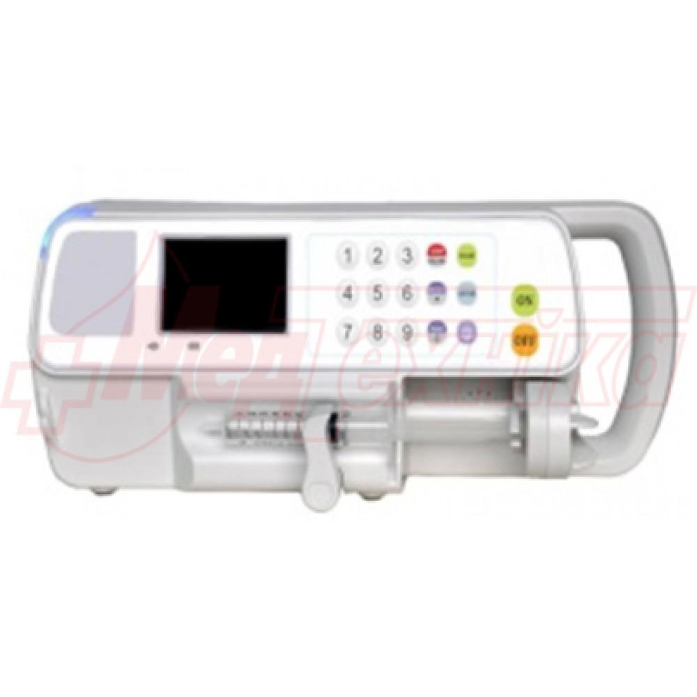 Шприцевой инфузионный насос CM-510a на один канал