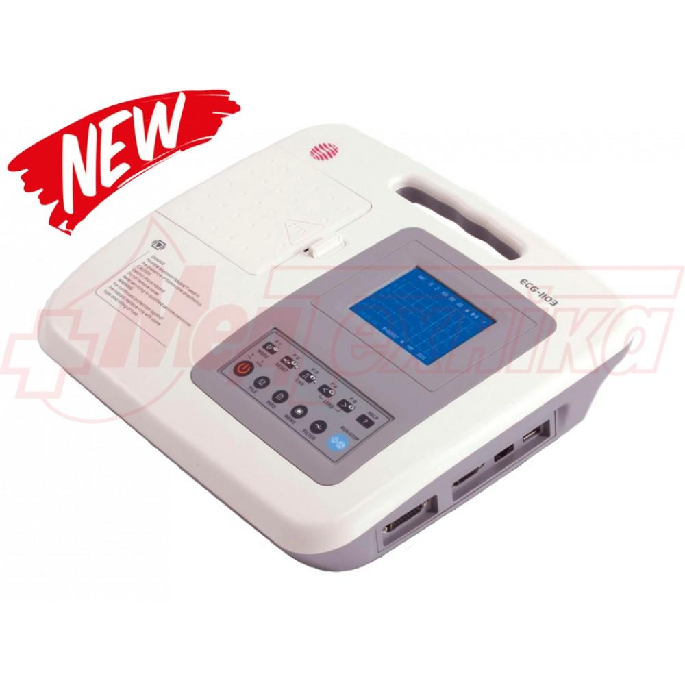 Ветеринарный электрокардиограф ECG-1103