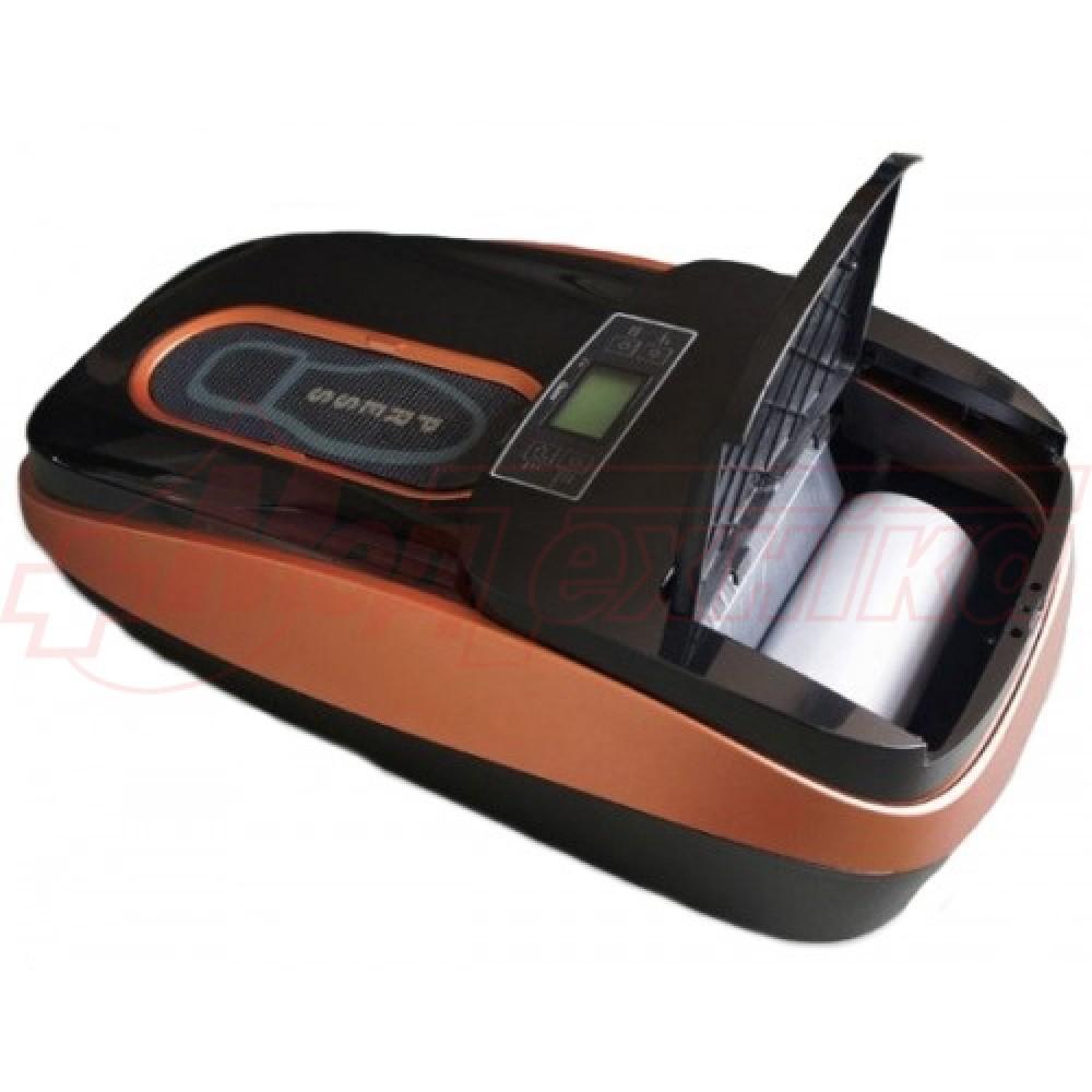 Аппарат для надевания бахил из ПВХ-пленки