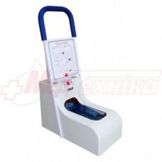 Аппарат для автоматического надевания бахил