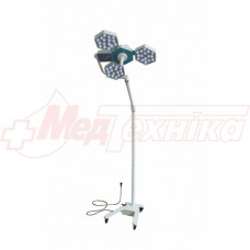 Светильник хирургический бестеневой (диодный, передвижной) DL-LED 03M