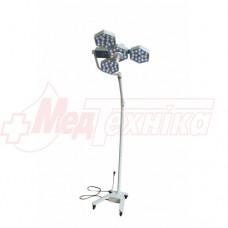 Светильник хирургический бестеневой (диодный, передвижной) DL-LED 04M