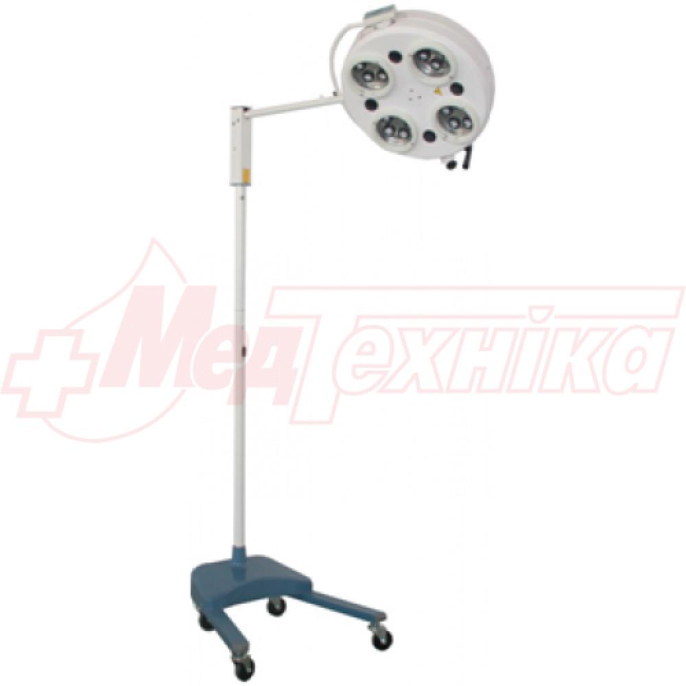 Светильник ветеринарный хирургический бестеневой DL-LED 734 (передвижной)