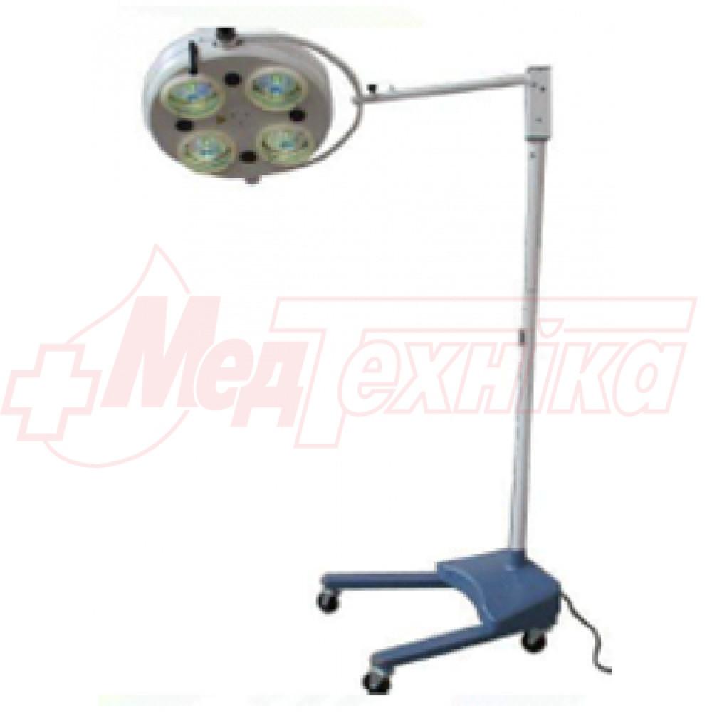 Светильник хирургический бестеневой  DL-734 М (передвижной)