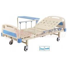 Кровать больничная  с ручным приводом М206