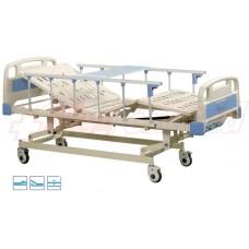 Кровать больничная  с ручным приводом М301