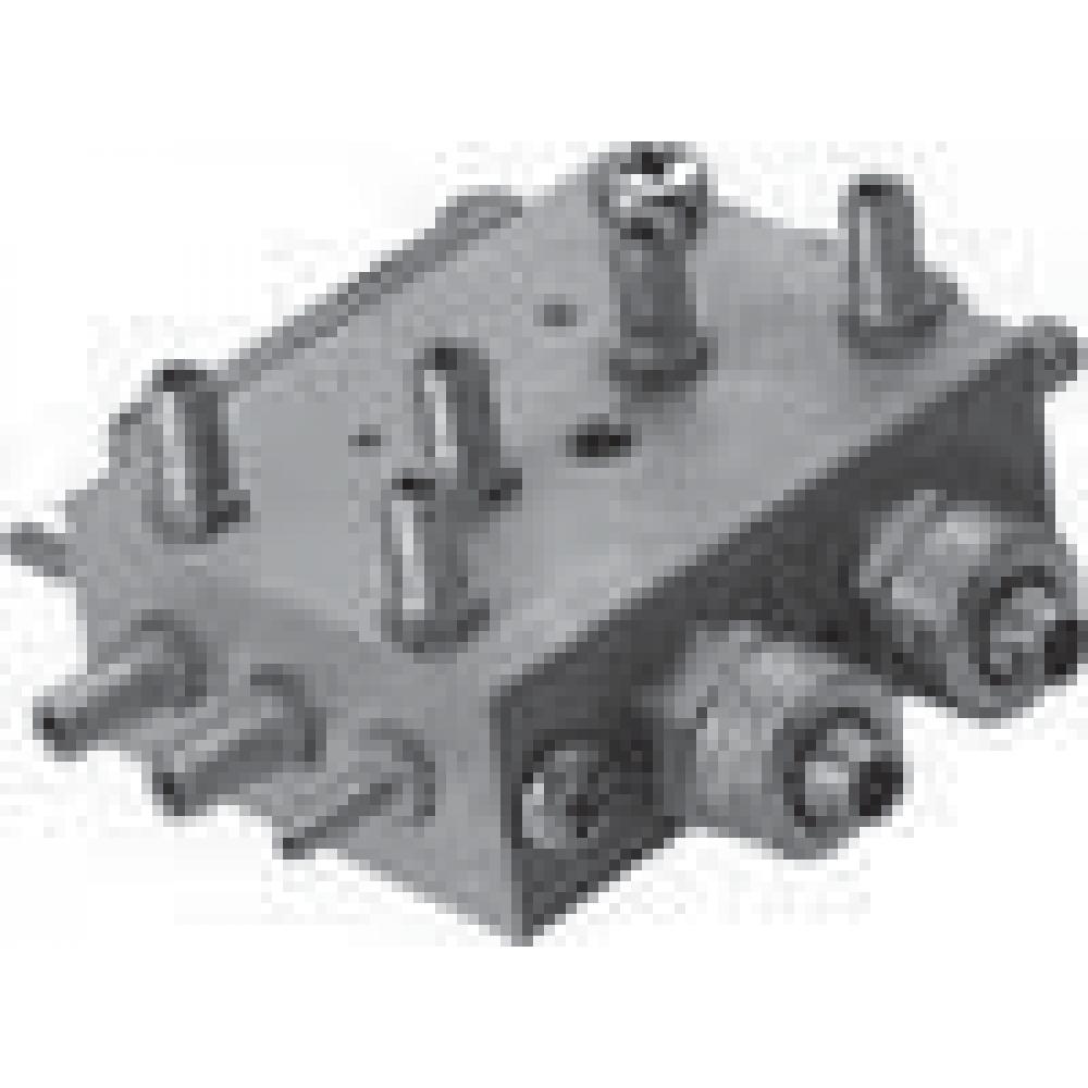 Блок интеграции клапанов № НТ 158-1