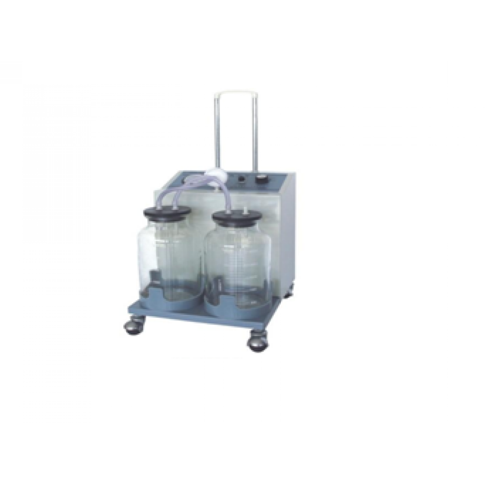 Отсасыватель хирургический ОХ-25, мод. 2 (2 банки по 2.5л)