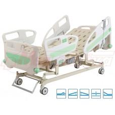 Кровать больничная с электрическим приводом Р512 5-функциональная