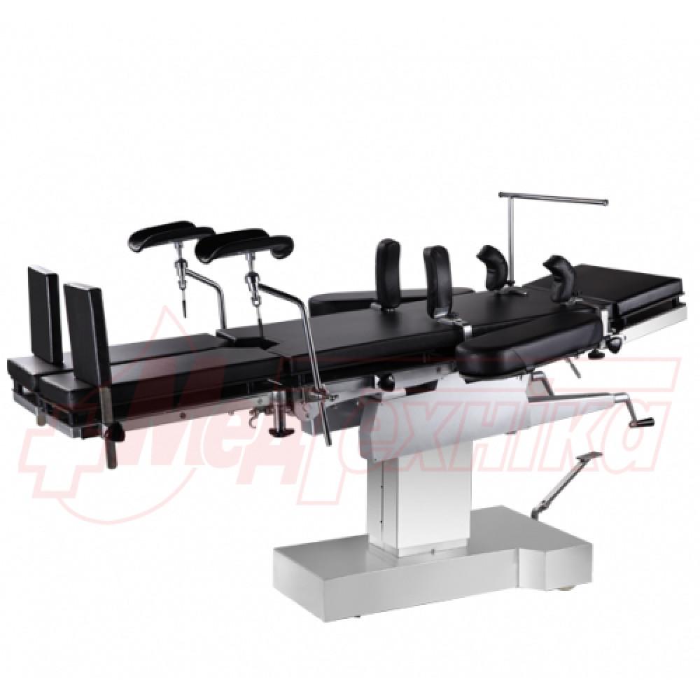 Стол  операционный с гидравлическим приводом рентгенопрозрачный МТ-300