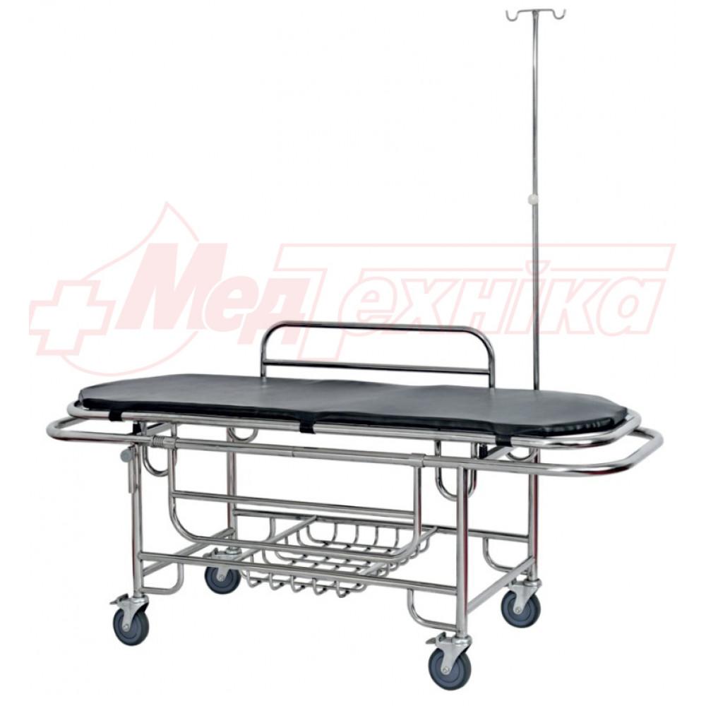 Кровать больничная для транспортировки ST002