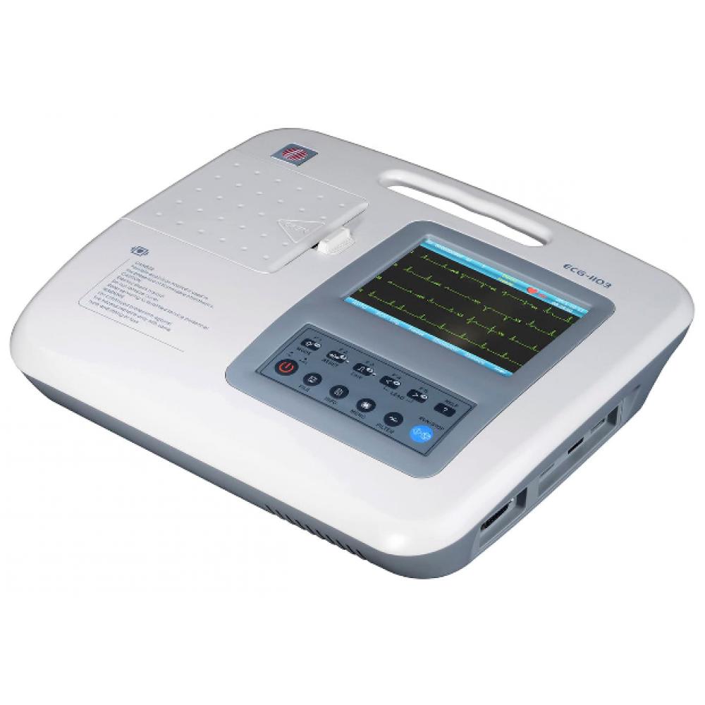 Электрокардиограф  3-канальный ECG-1103L