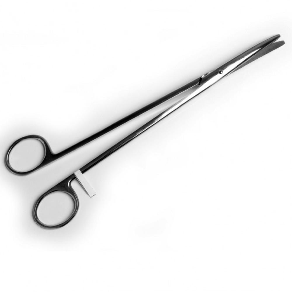 Ножницы для рассечения мягких тканей вертикально-изогнутые L=230 (H-8)