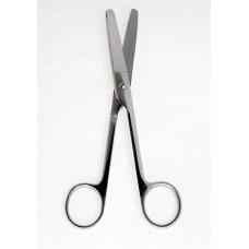 Ножницы тупоконечные прямые L=140 (Н-5)