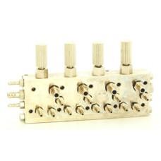 4-канальный мембранный клапан НТ 083–2