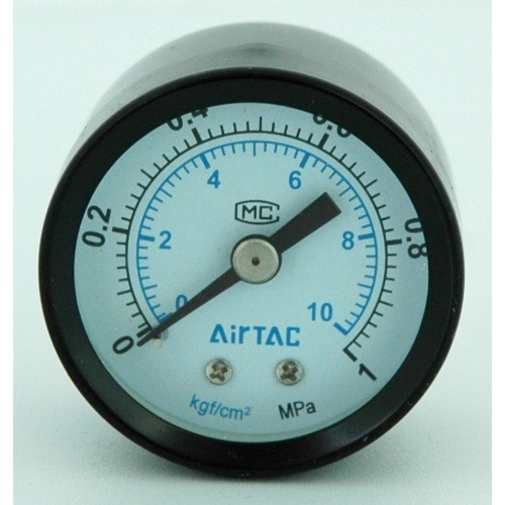 Манометр круглый, входного давления № НТ 161