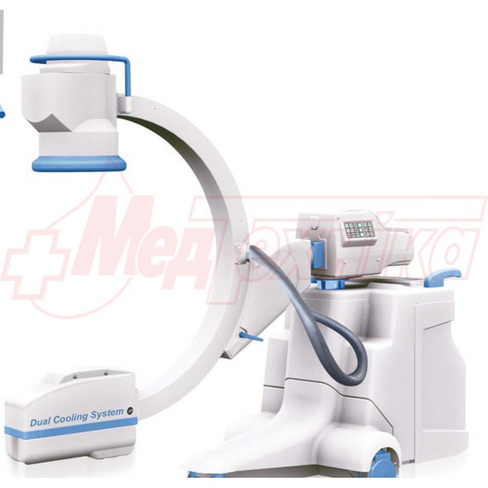 """Рентгенохирургическая установка типа """"С-дуга"""" для ангиографических исследований ARES MR Angio"""