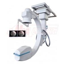 """Рентгенохирургическая установка типа """"С-дуга"""" для кардиологических исследований ARES MR Cardio"""