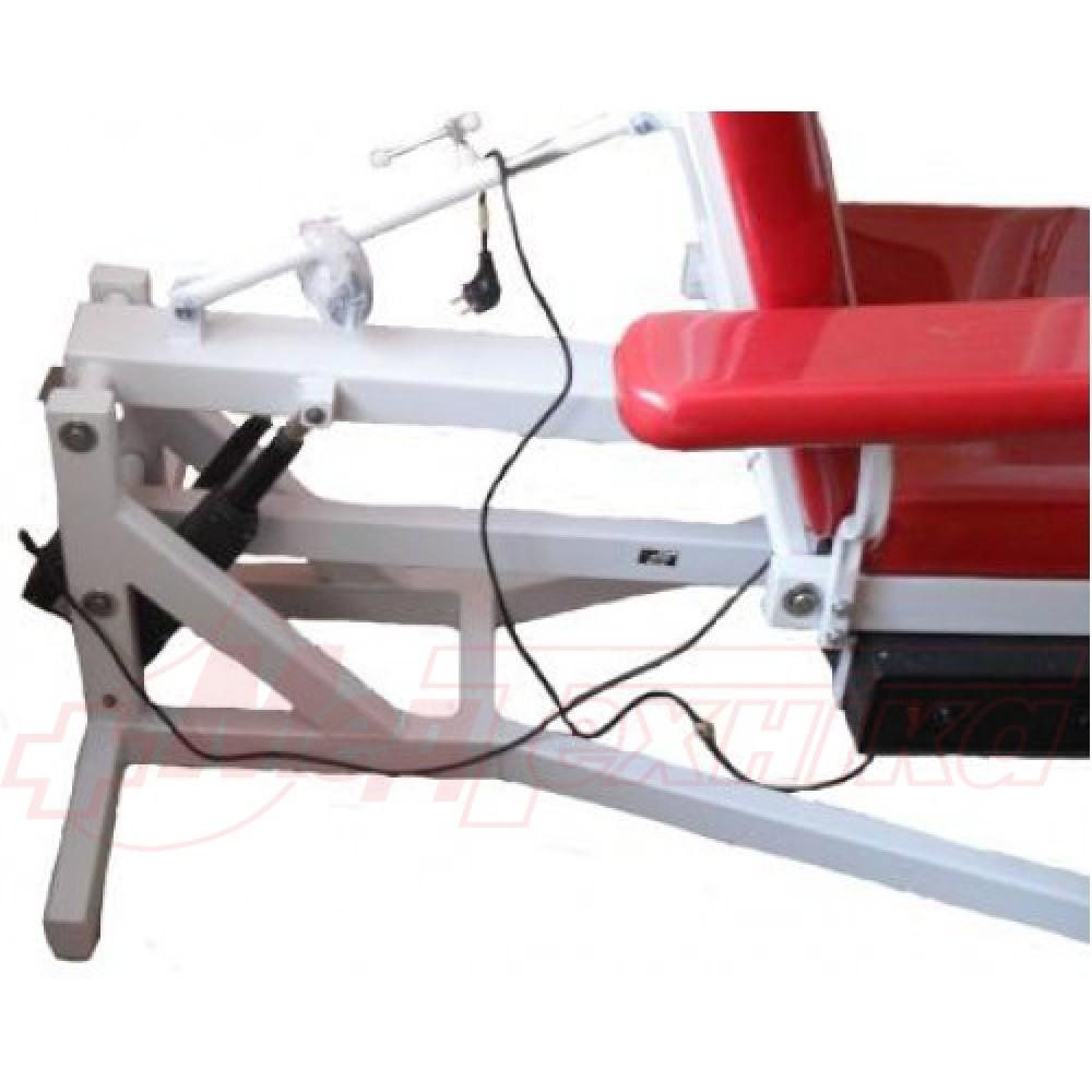 Кресло раскладное гинекологическое для инвалидов КГ-1Эи